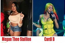 Cardi B And Houston S Megan Thee Stallion Announce New Song And Twerktacious Video That Shatters Internet Houston Style Magazine Urban Weekly Newspaper Publication Website