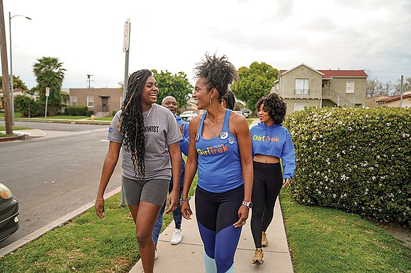With 920,000 members and counting, GirlTrek is the largest health movement and nonprofit for Black women...