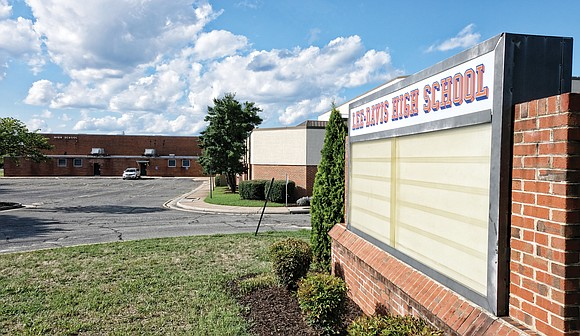 The Hanover County School Board has temporarily re-installed the signs of two Hanover schools named for Confederates, just weeks after ...