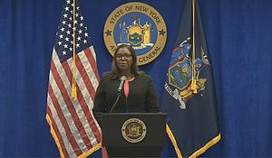Attorney General Letitia James
