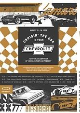 Chevrolet is reimagining summer car cruising through a weeklong virtual festival – Cruisin' the USA in your Chevrolet – that ...