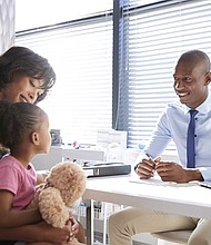 It's time to head back to the pediatrician's office: What parents need to know and expect during COVID-19