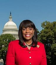 Chairwoman, Democratic Congressional Campaign Committee & Congresswoman Terri Sewell (AL-07)