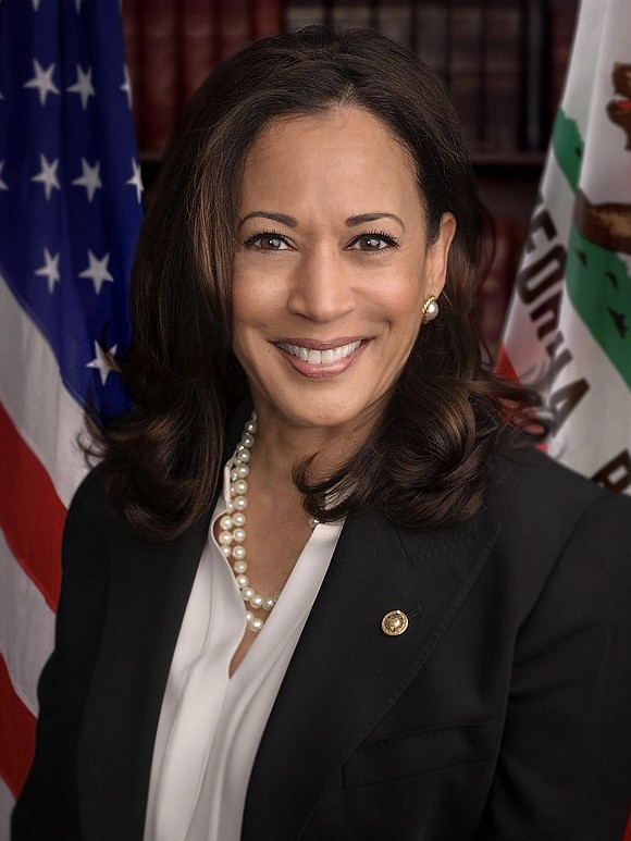 Joe Biden Chooses Kamala Harris As Vice Presidential Running Mate New York Amsterdam News The New Black View