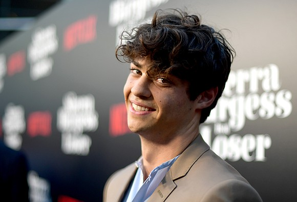 Noah Centineo is hitting the gym to prep for his next role. The actor is gearing (and bulking) up to ...