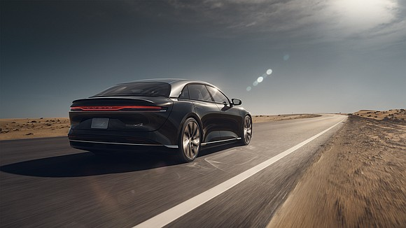 Lucid, an electric vehicle company headed by former Tesla engineer Peter Rawlinson, has announced that its upcoming Lucid Air car ...
