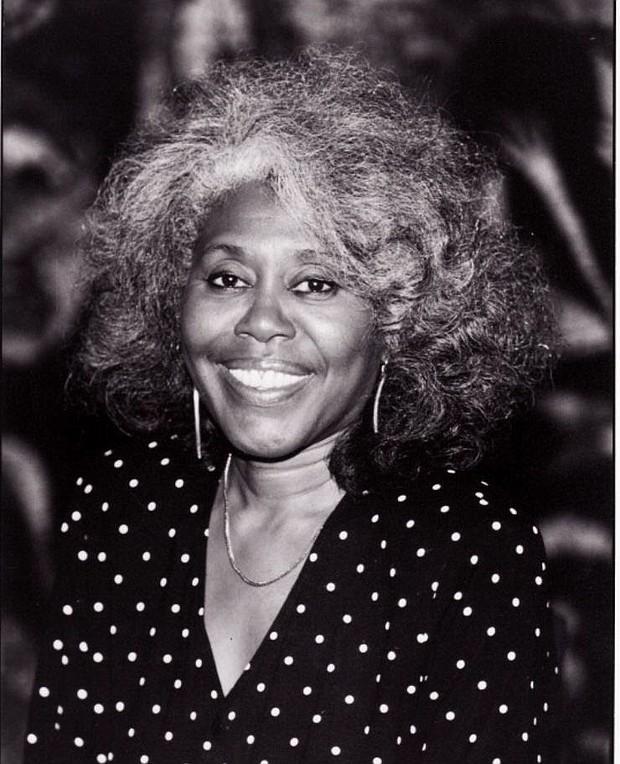 Barbara Ann Teer