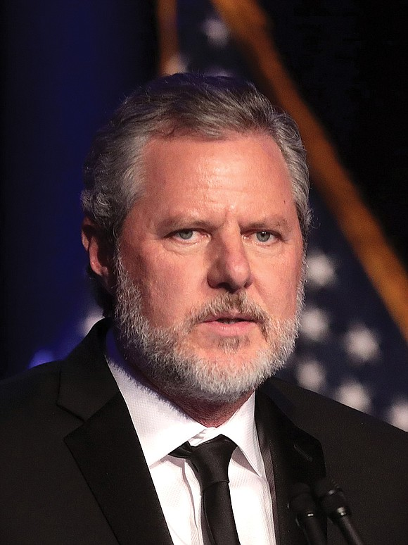 Jerry Falwell Jr. is out at conservative Liberty University.
