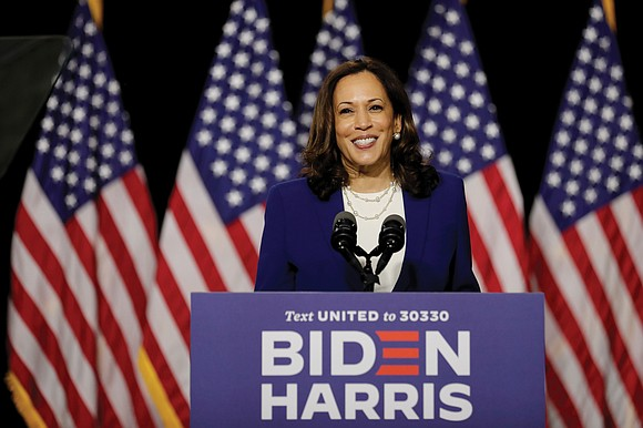 For the first time, a Black woman will be on a major party's presidential ticket.