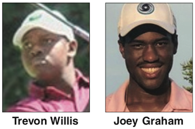 Virginia Union University golfers are posting low scores on the links and high scores in the classroom.