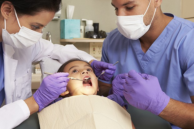 How dental offices are protecting patients and staff during the pandemic