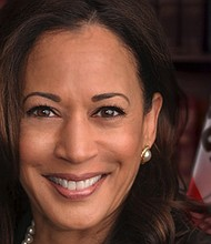 California Senator Kamala Harris is Joe Biden's choice for vice president. When Harris was sworn in as Senator in 2017, she became the second African American woman and the first South Asian-American senator in history.