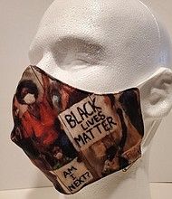 Painting, Protests and Pandemic: From Canvas to Masks