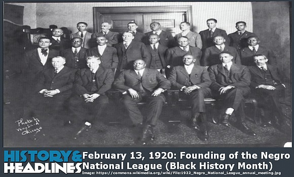 Professional baseball gave a much deserved tip of the cap to the Negro Leagues last Sunday, honoring the league's 100th ...