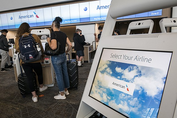 American Airlines says it will lay off or involuntarily furlough 19,000 employees as of October 1 unless the airline industry ...