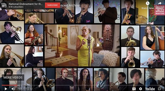 This year's 2020 NEA Jazz Masters Tribute Concert and presentation took a detour from its usual presentation due to the ...