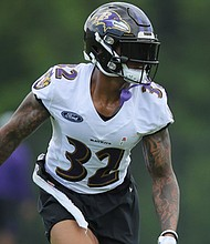 Baltimore Ravens safety DeShon Elliott will be part of the starting lineup in the upcoming NFL season.