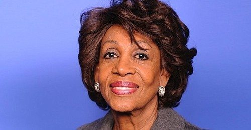 Congresswoman Maxine Waters (CA-43), Chair of the House Financial Services Committee (FSC)