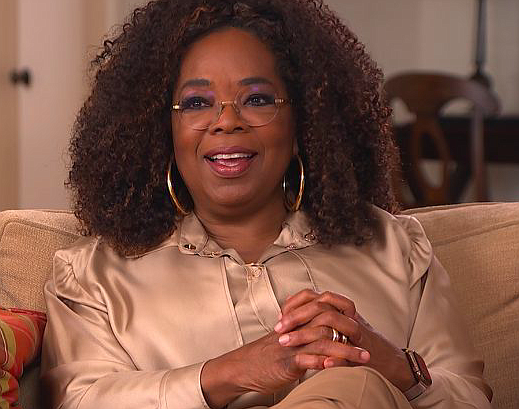 The special features Oprah Winfrey as she speaks separately with both acclaimed director Ava DuVernay and Rev. Al Sharpton regarding ...