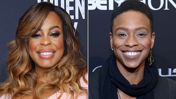 Actress Niecy Nash shared some happy news on Monday, announcing she is now married to singer Jessica Betts.