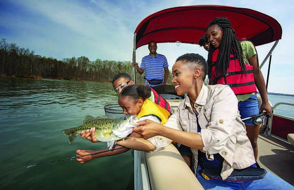 Recreational fishing has reached new diversity milestones, according to a new industry study from the Recreational Boating & Fishing Foundation ...