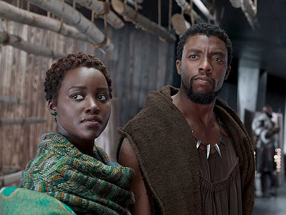 "Lupita Nyong'o wrote a touching tribute to her ""Black Panther"" co-star Chadwick Boseman, saying the actor's death from colon cancer ..."