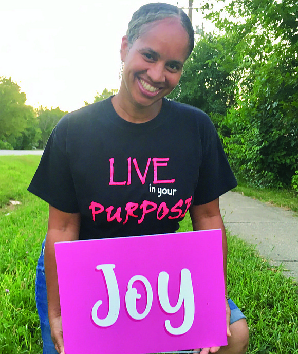 Faith, hope, peace, love and joy are words that you can find on lawn signs across the South Suburbs as ...