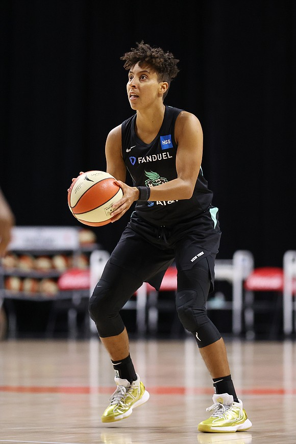 With an 83–67 loss to the Phoenix Mercury last Saturday, the New York Liberty became the first team to be ...