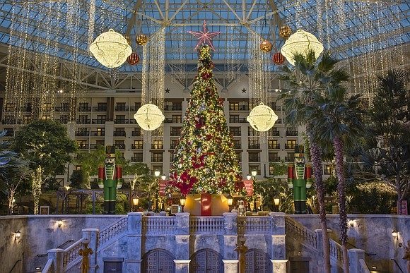 The Gaylord Texan Resort announces its 17th annual Lone Star Christmas event.