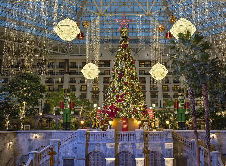 Gaylord Resort Christmas 2020 GAYLORD TEXAN RESORT UNVEILS NEW SIGNATURE IMMERSIVE POP UP