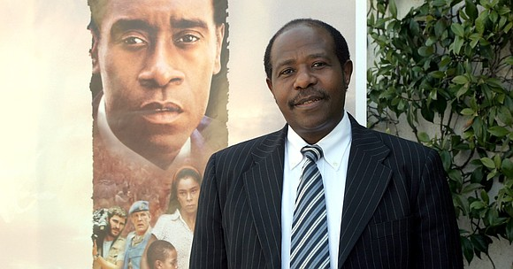 """""""I'm ready to face terror charges against me,"""" declared 'Hotel Rwanda' hero Paul Rusesabagina this week from a cell at ..."""