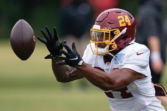 The Washington NFL team is handing the ball — and perhaps its foreseeable future — to a little-known rookie.