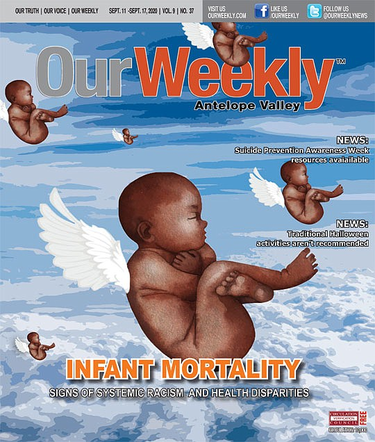 The U.S. infant mortality rate has fallen over the last two decades, but major disparities..