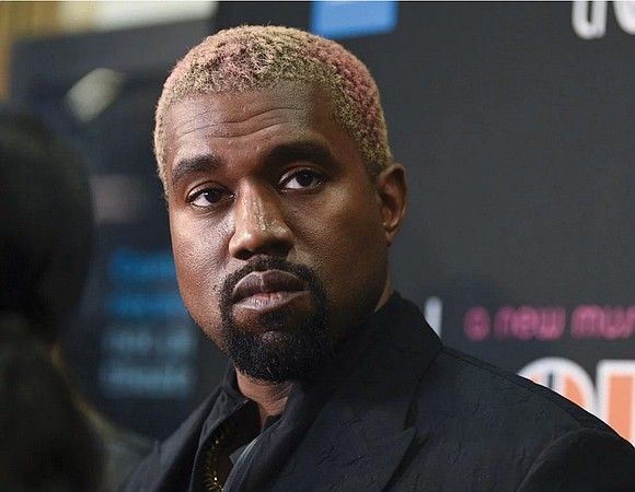 Rapper Kanye West is appealing a ruling by Richmond Circuit Court Judge Joi Jeter Taylor that would keep his name ...