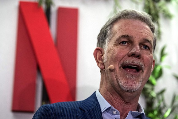 Marriage counseling has played a big role in Reed Hastings' success, the Netflix co-founder and co-CEO told Poppy Harlow Thursday. ...