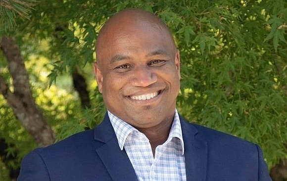 A Black leader from Gresham has the potential to become the first Black mayor of any city or town in ...