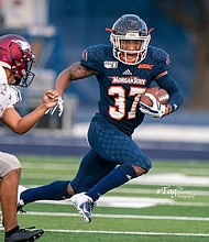 Jordan Cofield, age 20 died in a motorcycle accident on August 22, 2020. He was a multitalented football and track star who attended Morgan State University. He was a junior and was on the Dean's List. His big dream was to play in the NFL since he was eight years old.
