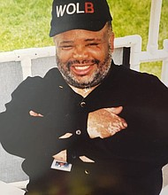 Larry Young, talk show host on WOLB 1010 A.M. was informed by the Talker's Magazine that for the 10th year he is listed in the magazine as the Top 100 Talk Show Host listed in the magazine that he is ranked #41. Con- gratulations my friend, this is well de- served!