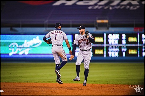 For the Houston Astros, Monday can't come fast enough. They finally get a rest day after playing a grueling 11-games ...