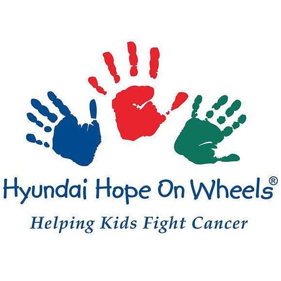 Hyundai Hope On Wheels®, a 501(c)(3) nonprofit organization...