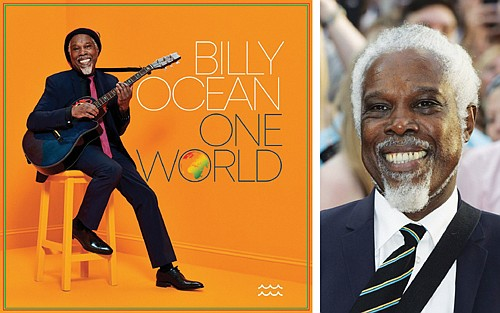 Billy Ocean returns to music scene with 'Lift You Up'