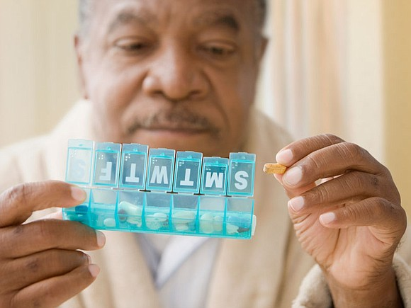 Black adults with hard-to-treat high blood pressure often don't get the right medications or receive counseling about the use of ...