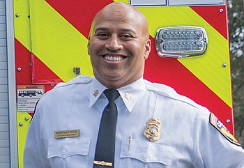 After a nationwide search, the City of Vancouver has hired Brennan Blue to serve as the city's new fire chief ...