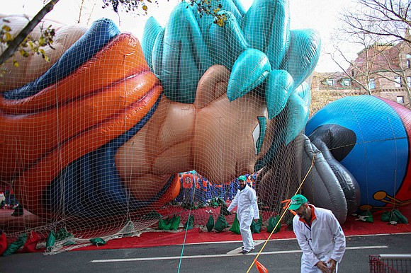 The Macy's Thanksgiving Day Parade will go on, but it'll look very different than it has over its last 94 ...