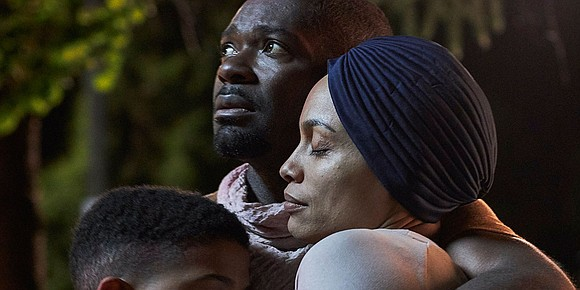 """""""Selma"""" star David Oyelowo steps behind the camera directing his first feature film """"The Water Man,"""" which screened at TIFF. ..."""