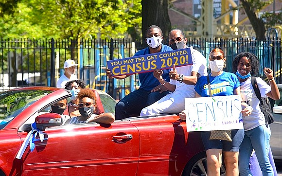 At the beginning of September, New York City's 2020 Census response rate was at 57.9%, several percentage points shy of ...
