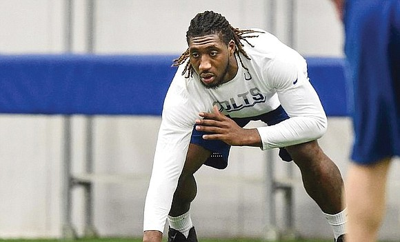 Of all the NFL's human interest stories, few are more intriguing than that of Mo Alie-Cox.