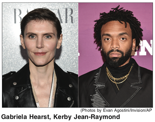 NEW YORK The Council of Fashion Designers of America gave its top fashion awards on Monday to Haitian-American Kerby Jean-Raymond ...