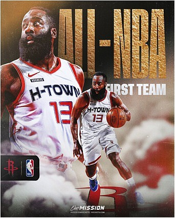 Although the Houston Rockets did not complete their ultimate goal of winning an NBA Championship this year, on Wednesday their ...