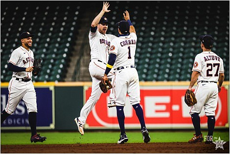 "There is an old saying in sports that, ""Every game counts."" No statement can be truer for the Houston Astros ..."